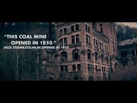 Urbex Daff - S02E04 Abandoned Coal Mine Hasard Cheratte (Urban Exploring)