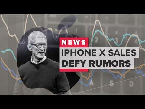 Apple earnings surprise critics