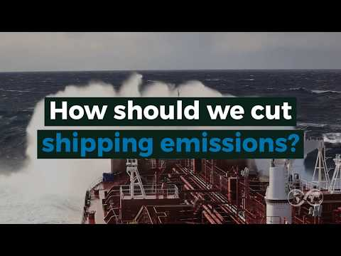 Shipping's future and renewable energy