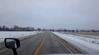 BigRigTravels LIVE! Aurora,  Illinois to belvidere