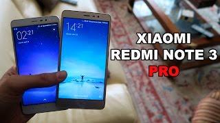 Xiaomi Redmi Note 3 PRO, review y comparativa con el Redmi Note 3(Comprar Xiaomi Redmi Note 3 Pro: ..., 2016-04-24T00:12:24.000Z)