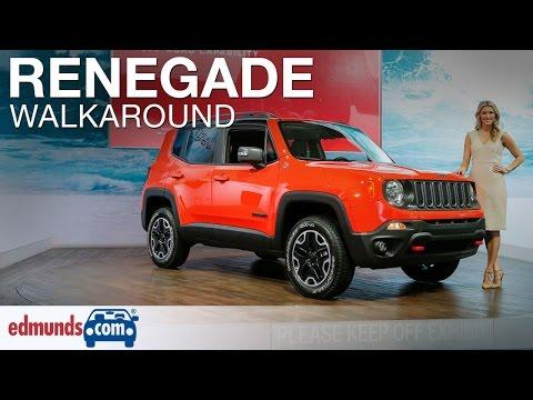 2016 Jeep Renegade Walkaround Review