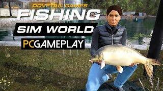 Fishing Sim World Gameplay (PC HD)