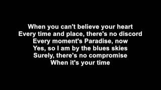nehuda paradise feat cris cab lyrics