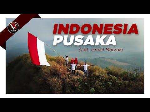 INDONESIA PUSAKA I INDONESIA MAJU (COVER)