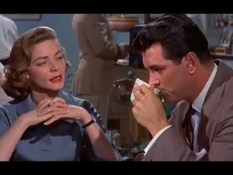 Written on The Wind, 1956  Rock Hudson, Lauren Bacall, Robert Stack