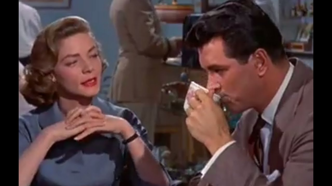 Written on The Wind, 1956 Rock Hudson, Lauren Bacall, Robert Stack ...