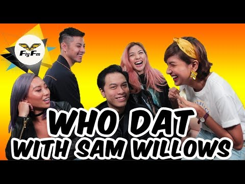 Sam Willows Play 'WHO DAT'