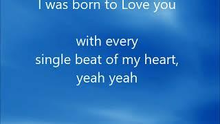 Queen Born to Love You - Karaoke version 1985, A Chaps