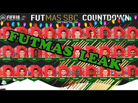 FUTMAS SBC'S LEAKED!!! WHAT TO DO WITH CURRENT INVESTMENTS!!!