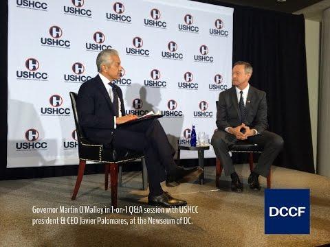 USHCC 1-on-1 with Governor Martin O