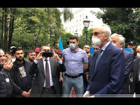 Сообщение посольства Азербайджана в России
