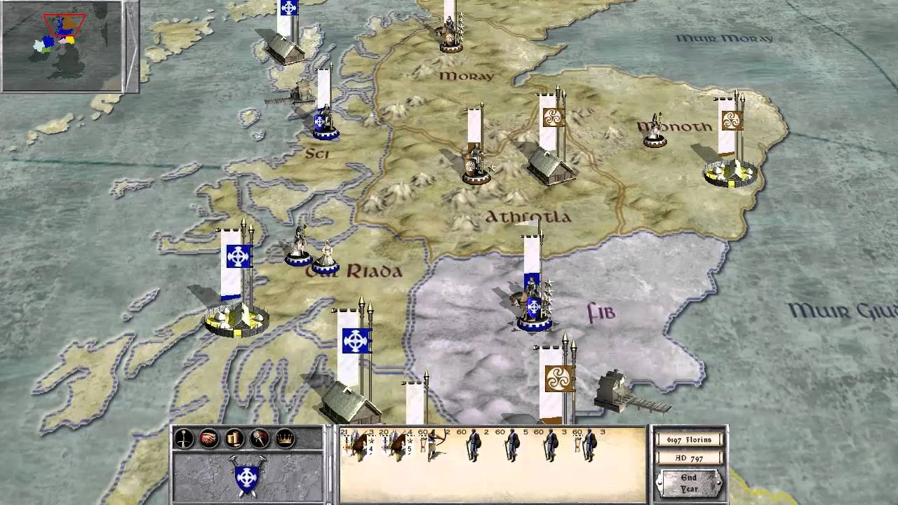medieval total war gameplay scots is for the scottish 1 youtube