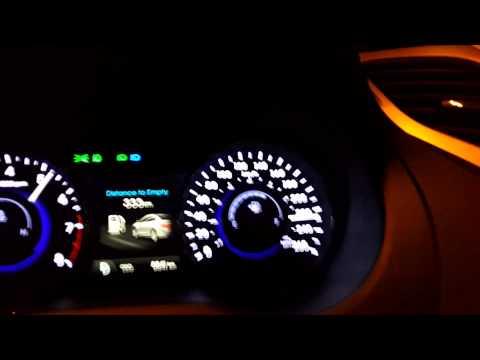 Novo azera dando 250km h