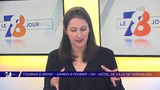Un tournoi e-sport ce week-end à Versailles