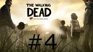 HD - Chapter One: The Walking Dead, Part 4, To kill the kid or not to kill the kid