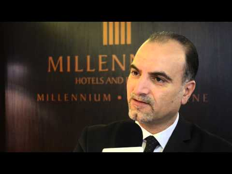 Naeem Darkazally, vice president, sales and marketing, Middle East, Millennium & Copthorne Hotels