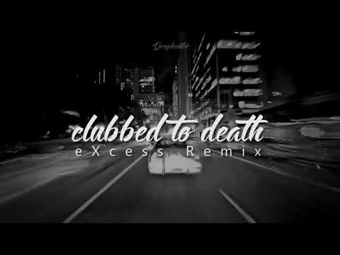 Rob Dougan - Clubbed to death (eXcess Remix)