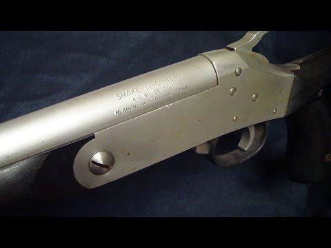 Snake Charmer 410 shotgun. BATJAC J.W