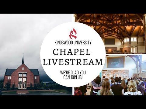 Kingswood Chapel - April 17th 2018: Rev. Brittany Trafton