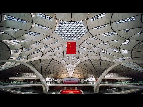 63 billion Daxing International Airport opens in Beijing