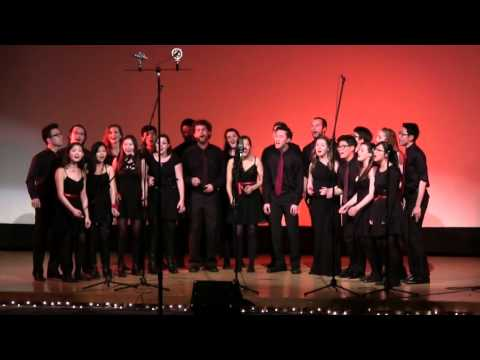 UBC A Cappella - 'Dusty Trails' - Lucius