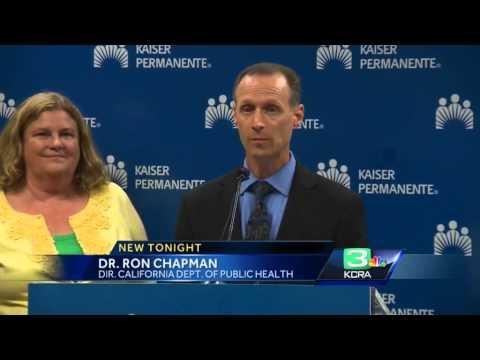 Sacramento County patient tests negative for Ebola virus