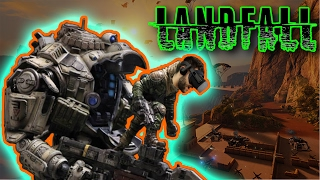 STANDBY FOR... LANDFALL? Titanfall Meets Top-Down Shooter in VR