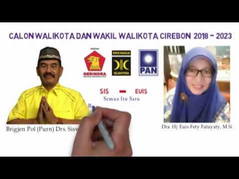 Calon Walikota Dan Wakil Walikota Cirebon 2018-2023