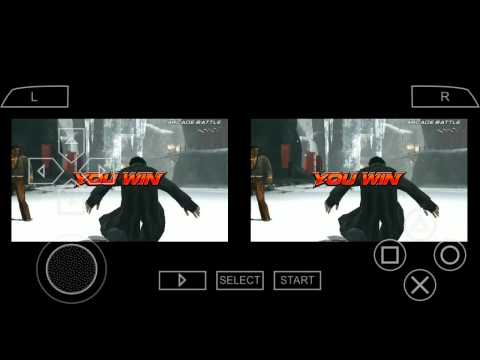 Play PSP Games In Virtual Reality (VR) With Ppsspp In Android Mobile