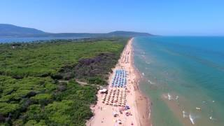 Gargano Club Camping 5 Stelle Village - Video Drone SPOT
