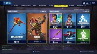 FEBRUARY 6, 2019 - FORTNITE ITEM SHOP FEBRUARY 6 2019 , new skin