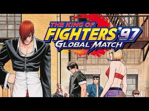 The King Of Fighters 97 Global Match Pc Steam Intro Youtube
