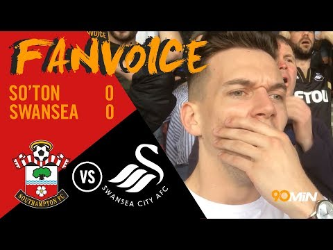 Southampton and Swansea City draw in frustrating clash | Southampton 0-0 Swansea | 90min FanVoice