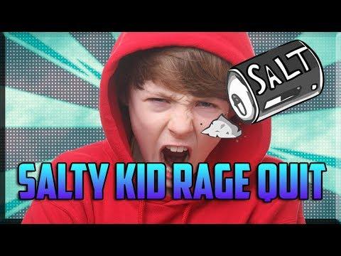 [For Honor] - Salty Kid RageQuit |