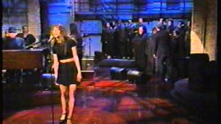 Mariah Carey - Anytime You Need A Friend & Interview  (Live On Letterman 1994)