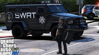 GTA 5 LSPDFR Police Mod 474 | Riot Police Respond To Multiple Protest & Demonstrations In The City