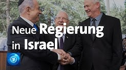 Neue Regierung in Israel