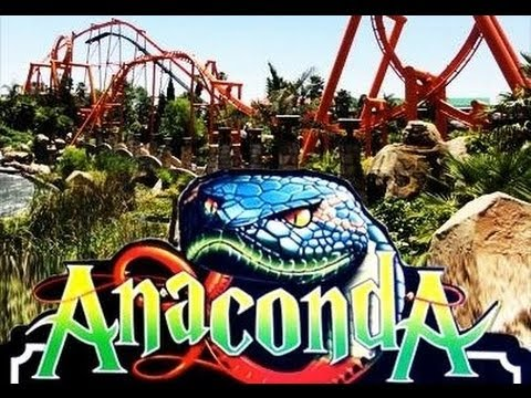 Anaconda - Gold Reef City