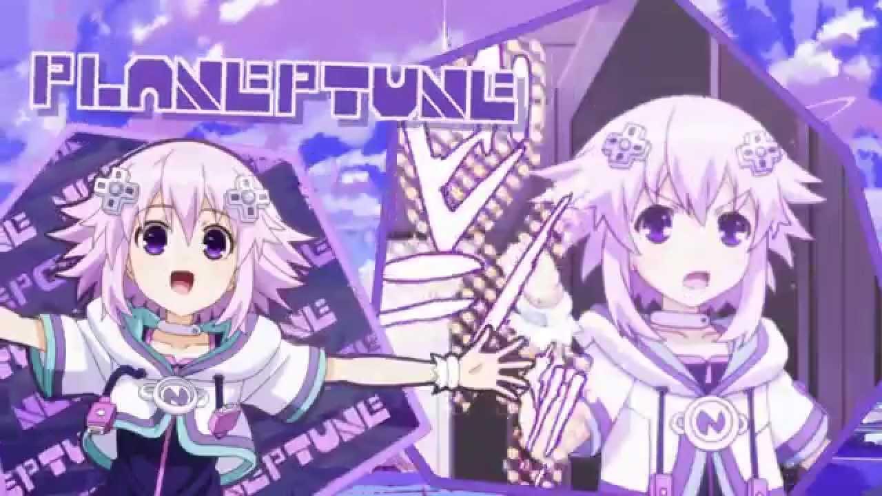 hyperdimension neptunia the animation mcanime