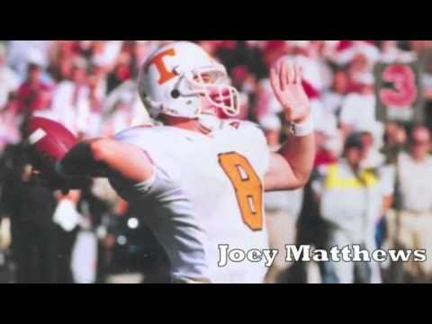 Vols Jersey Countdown No. 8 - featuring Andy Kelly