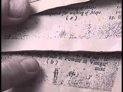 Rare Books: Formatting and Folding