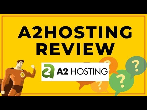 A2Hosting Review 2019 – Why It's My Go-To Web Hosting, Pros/Cons, Alternatives, Honest Opinion