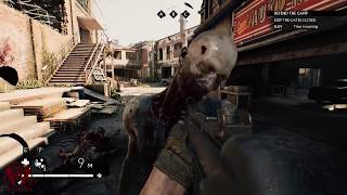 OVERKILL's The Walking Dead | PC Gameplay | 1080p HD | Max Settings