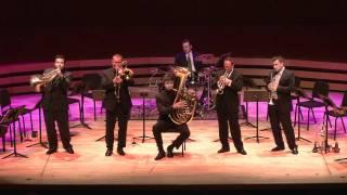 "BOSTON BRASS performs ""Blues for Ben"""