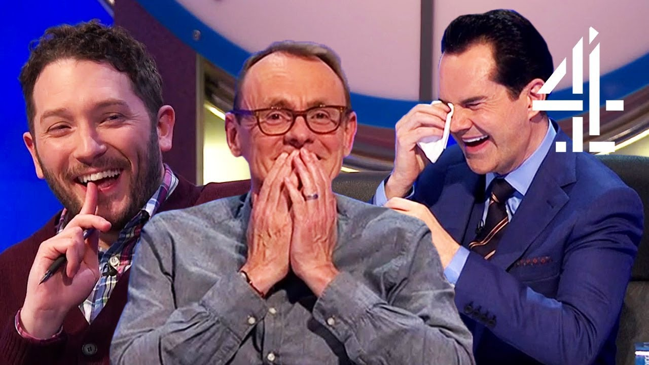 Download Sean Lock's OUTRAGEOUS Comment Has Everyone In Tears!! | 8 Out of 10 Cats Does Countdown