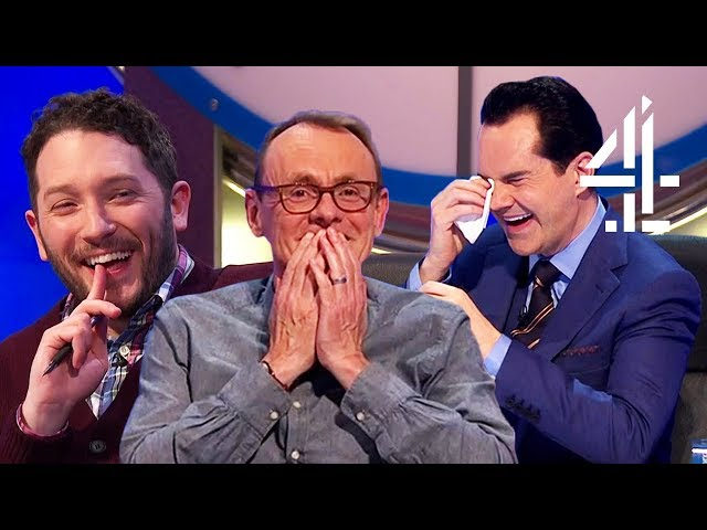 Sean Locks OUTRAGEOUS Comment Has Everyone In Tears!! | 8 Out of 10 Cats Does Countdown