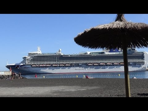 P&O Cruises N634 Ventura Spain and Portugal 05 December 2016