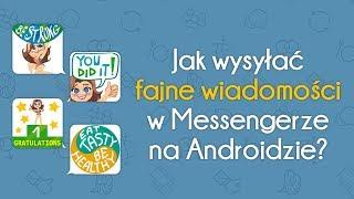 Naklejki (Stickery) Android Gboard #MOTYWACJA by Ann Lewandowska
