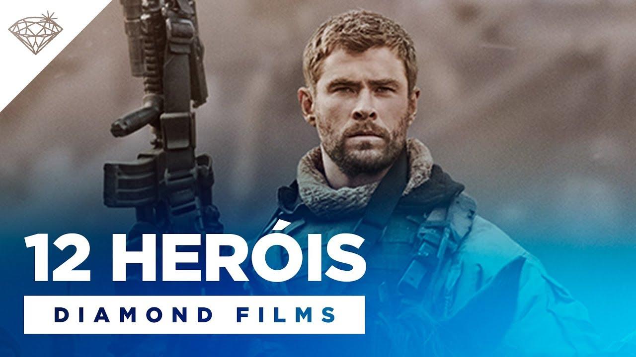 12 Heróis | Em breve nos cinemas